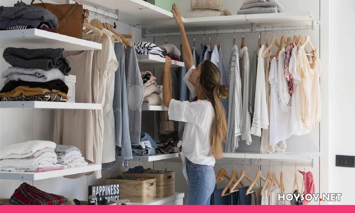 alamacenaje extra para ropa y zapatos