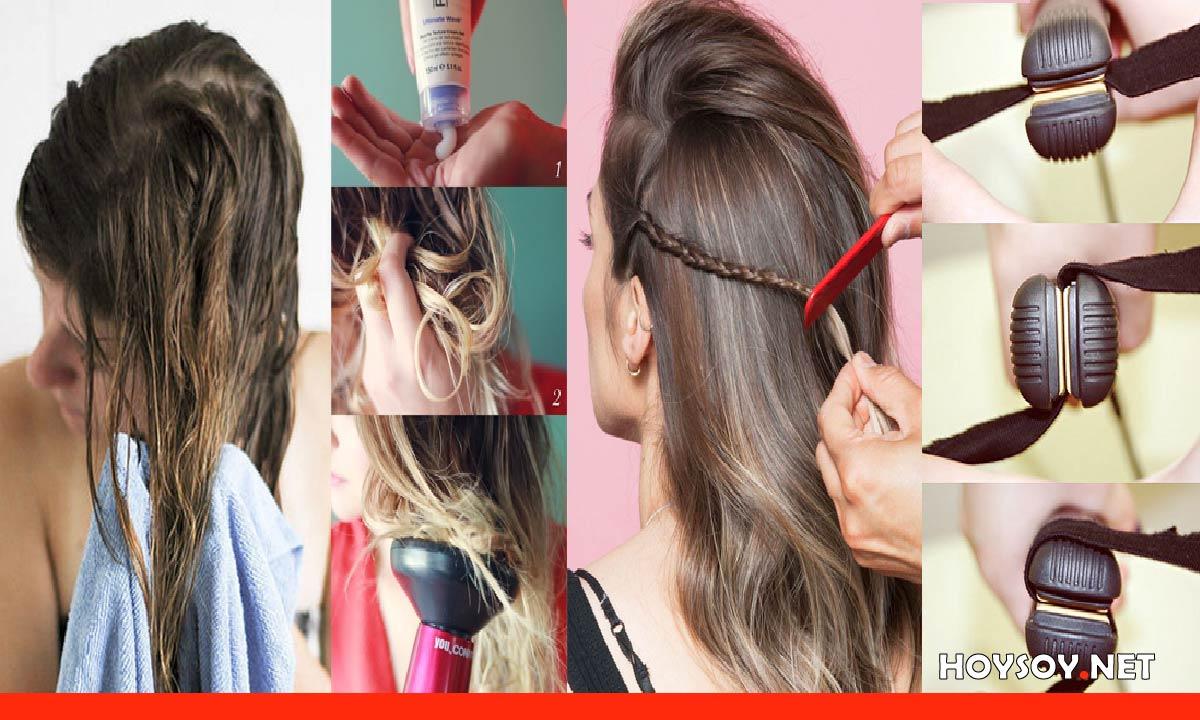 trucos para peinar el cabello