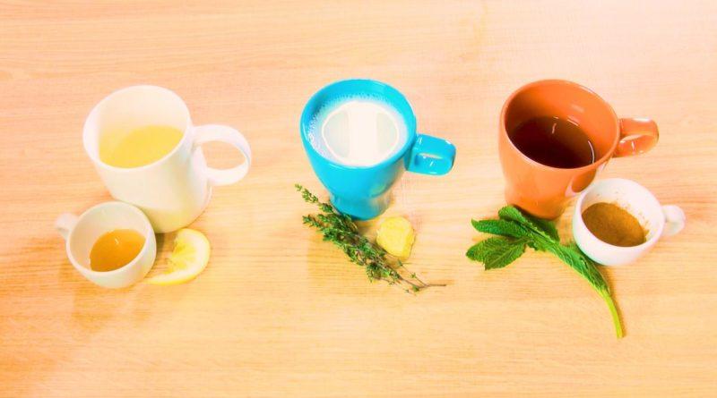 Remedios caseros para curar la gripe