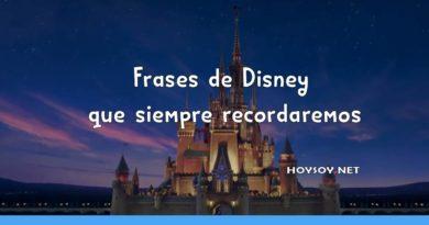 Frases de Disney que siempre recordaremos