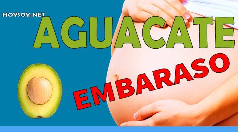 aguacate durante el embarazo