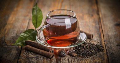 Beneficios del té negro.