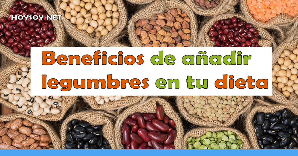legumbres en la dieta
