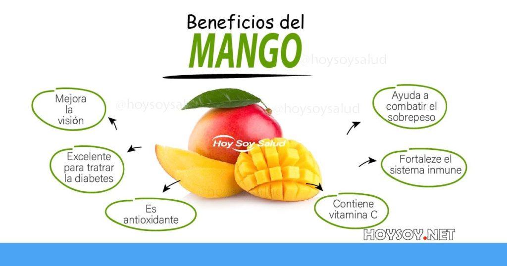 mango y sus beneficios