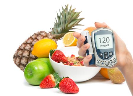 Frutas saludables para los diabeticos.