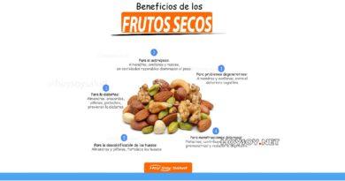 BENEFICIOS DE LOS FRUTOS SECOS