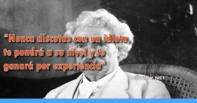 frases sarcásticas de Mark Twain