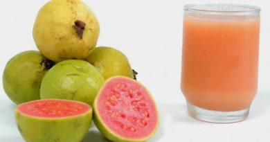 Razones para tomar jugo de guayaba