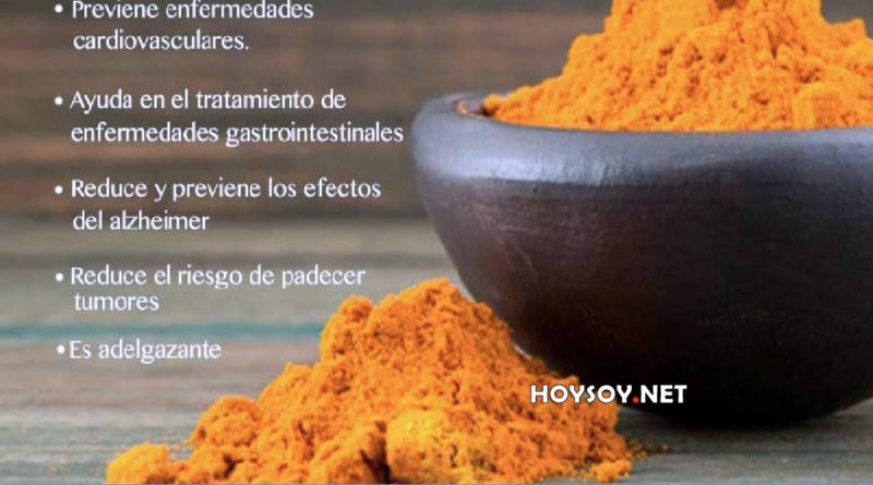 beneficios del curry