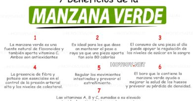 beneficios manzana verde