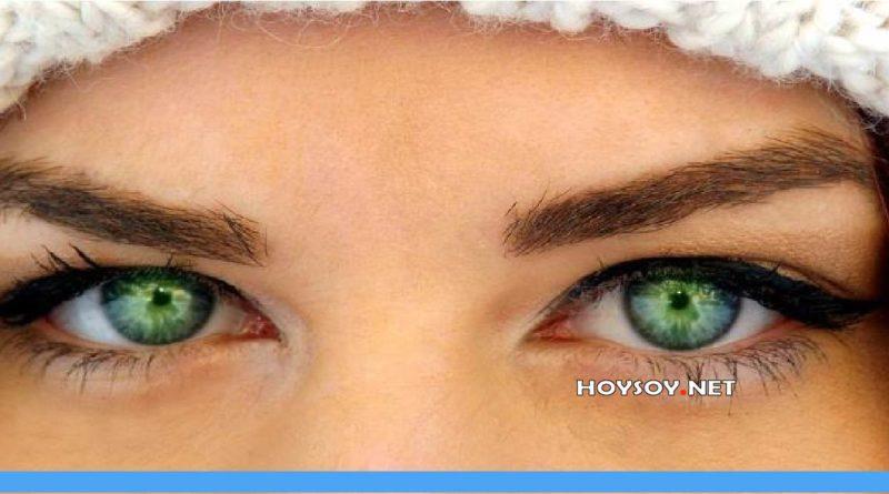 ojos verdes-