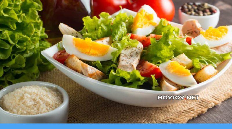 Beneficios de las ensaladas para adelgazar