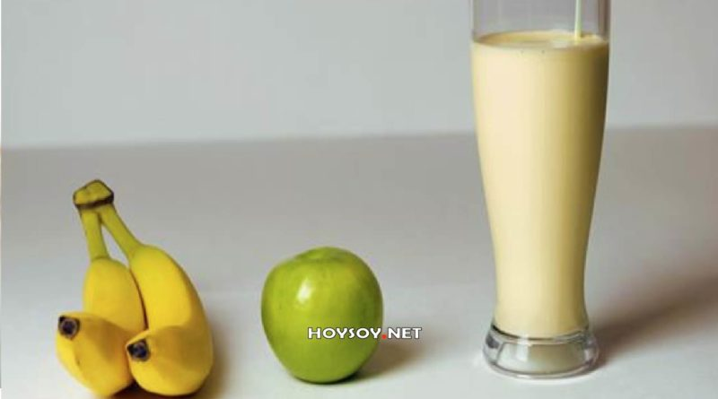 Beneficios del plátano con limón y miel