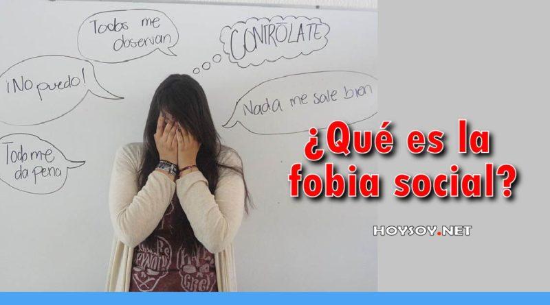 Causas y síntomas de la fobia social