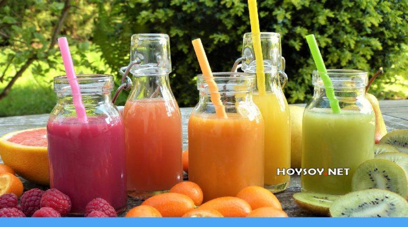 Los jugos naturales y sus beneficios