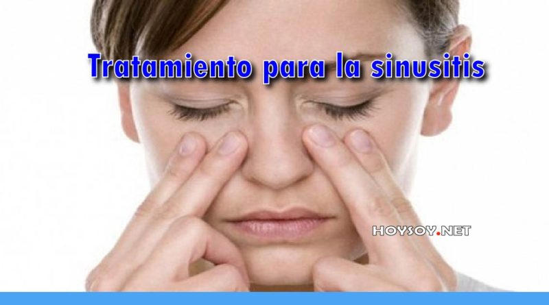 Tratamiento para la sinusitis - REMEDIOS NATURALES