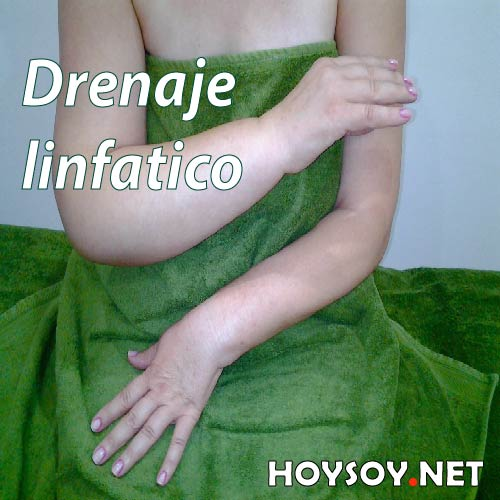 Beneficios del drenaje linfático manual