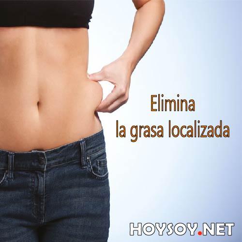 elimina la grasa localizada