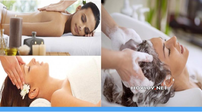 mejores tratamientos en un spa