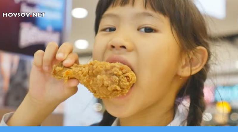 pollo frito riesgo para las mujeres