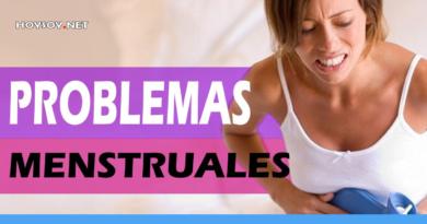 problemas menstruales