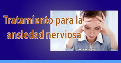 tratamiento para la ansiedad nerviosa