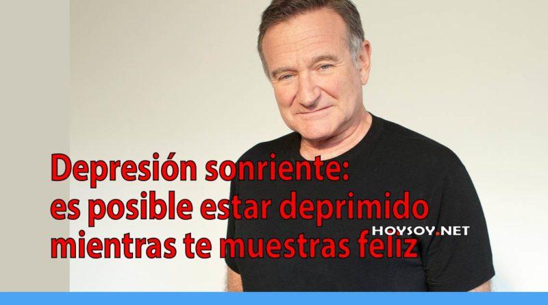 Robin Williams - depresión sonriente