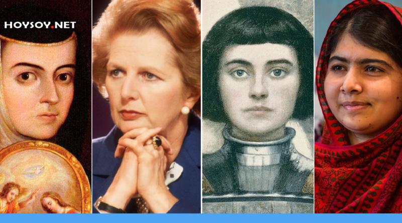 Mujeres que cambiaron al mundo