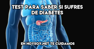 Test para saber si sufres de diabetes